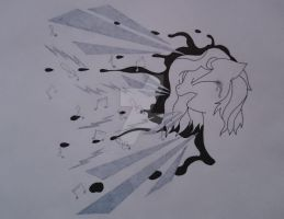 Rock release my pain by Elmer157Typhlosion
