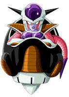 Colored 020 - Freeza 002 by VICDBZ