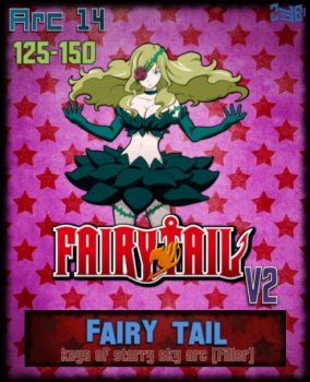 Fairy Tail Arc 14 - keys of starry sky arc v2 by Zule21