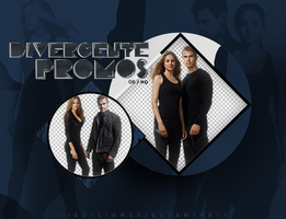 +Pack PNG #1 Divergente  by Cataclystx