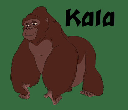 Kala by Witch-Doctais46