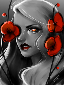 Daily SpeedPaint #10 by TheAxael
