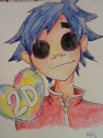 2 D. by 2D-or-not-2D