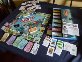 Futurama Monopoly: After the Game by Spaceman130