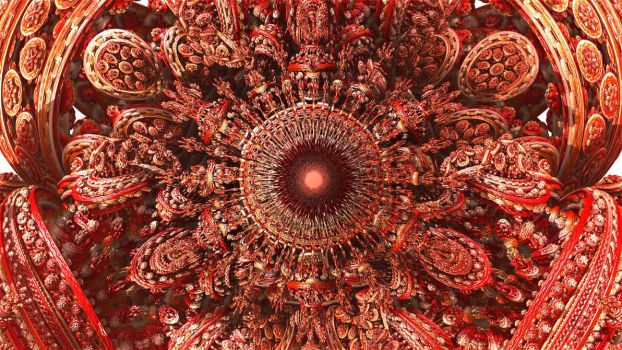 Red Fear by IntermissionNexus