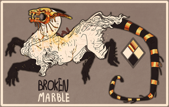 OTA Broken Marble [CLOSED] by Nepook