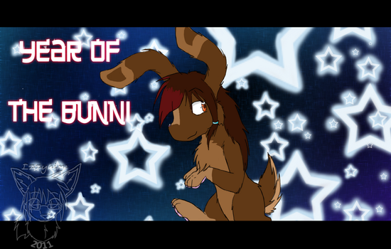 Year of the Bunni by Izzyhime