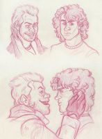 The Lost Boys - David and Michael Emerson by ProfDrLachfinger