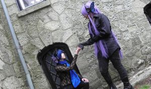 I Wanna Hold Your Hand by UnitedWeCosplay