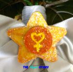 Sailor Venus Wedding Brooch by TheElegantOtaku