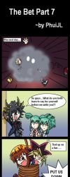 The Bet Comic: Part 7 by PhuiJL
