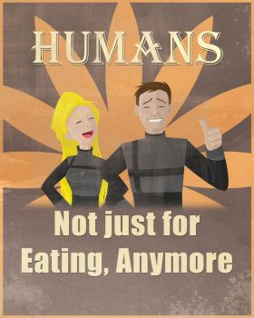Humans by Chrisboe4ever