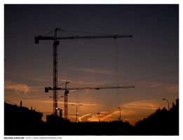 Building A New Day by inok
