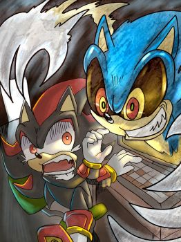 sonic.exe by chobitsG