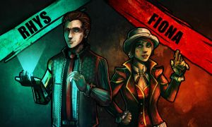 Tales from the Borderlands by spectre-draws
