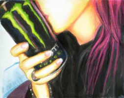 Monster by Mandy0x