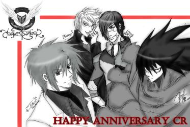 CR: 1st Anniversary CR Collabs by Tc-Chan
