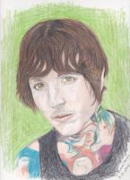 Oliver Sykes by tammiu