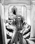 Thorin Suffering From Dragon Sickness by cfgriffith
