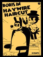Boris in: Haywire Haircut (With Casper Crow) by Gamerboy123456