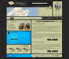 FindYou.com by evolutiongraphic