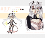 [CLOSED] #001 ADOPT {AUCTION} by marilatte