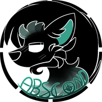 (CE) ABSCOND logo by ScottiePaws