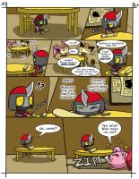 Mission 7: Of Knights and Pawns - Page 6 by CrimsonAngelofShadow