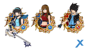 KHUX Custom Medals - Requested Medals I by ReverseCrown
