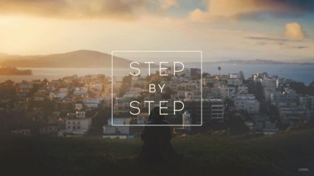 We forget ourselves / step by step gif by maxasabin