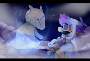 Dont leave me... by BaconBloodFire