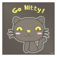 Go Kitty by miemie-chan3