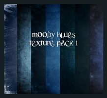 Moody Blues Texture Pack 1 by Inadesign-Stock
