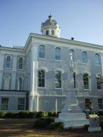 Thomasville Courthouse by makai-no-Karasu