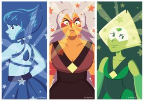 SU Homeworld Gems by Schlissel-art
