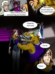 OUCAM EVILOU CHAPTER 3 PAGE 10 by Nicatoons