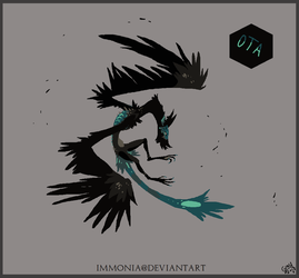 Lanky Demon [CLOSED] by Immonia