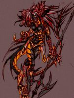 Sileas the demoness_oOo_2 by Sileas