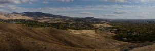 Boise Foothills Fall 2012-10-20 by eRality