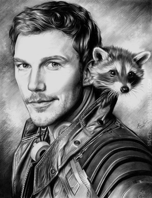 Starlord by Spectrum-VII