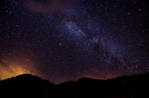 Chasing the milky way again by ANDREXITO