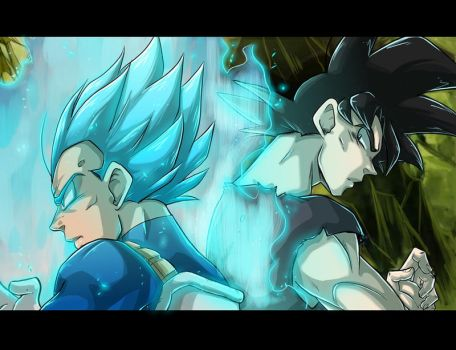 Dragonball Super - Redraw EP 112 - Part One by RedViolett