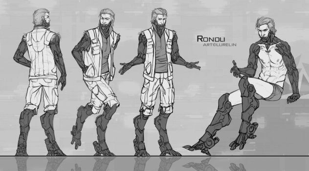 Rondu by Lurelin
