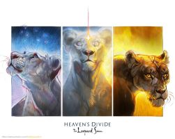 the Leopard Sun Heaven's Divide by balaa