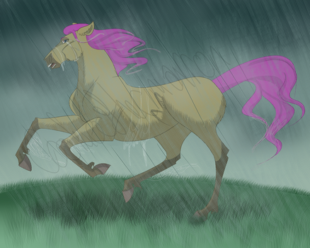 Runaway from the problems, but they chase you by Cookieofthecimarron