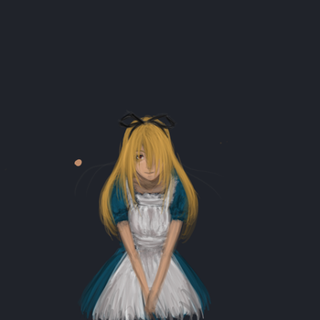 alice WIP by penguindance