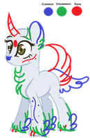 +|MLP CLOSED Species: The Deelfs|+ by LilBitchie