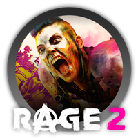 RAGE 2 - Icon by Blagoicons