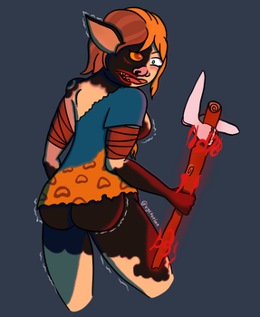 Game Over: Link to Bokoblin TG/TF by Vyctorian