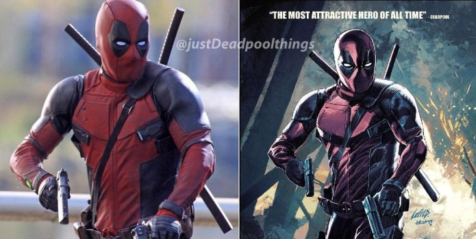 When Movie pays homage to comics by justdeadpoolthings